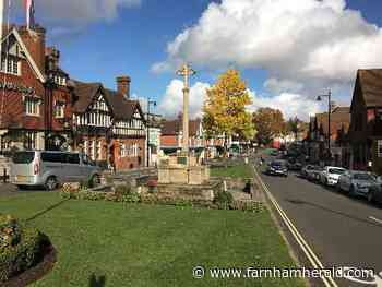 Could Haslemere see 20mph limit through town? | News - Farnham Herald