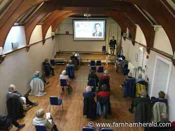 Improving safety is Hunt's 'life's work' | News - Farnham Herald