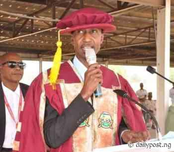 Federal University, Dutse gets new VC - Daily Post Nigeria