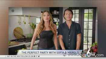 The Perfect Party With Sofia Vergara and Manolo - NBC 6 South Florida
