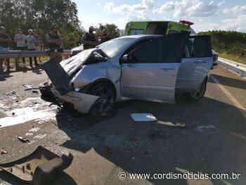 Acidente deixa uma pessoa morta na LMG-754 entre Curvelo e Cordisburgo - Cordis Notícias