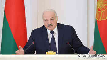 Lukashenko talks about his suitcase's content during meeting with Putin in Sochi - Belarus News (BelTA)