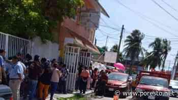 Denuncian compra de votos en edificio del PRI en Ciudad del Carmen - PorEsto