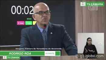 Vereador de Arcoverde diz que após requerimento dele Joe Biden fez doação de vacinas para o Brasil - G1