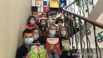 Mende : les CE1 de l'école Del Castillo primés pour leur vidéo - Midi Libre