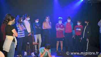 Mende : le théâtre des Segpa et Ulis au collège Henri-Bourrillon - Midi Libre