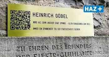 Update für den Sohn der Stadt Springe - Hannoversche Allgemeine