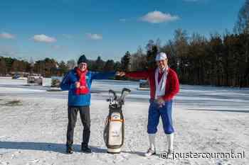 Golfelfstedentocht voor het goede doel: 'Foppe de Haan is echt mijn held' - Jouster Courant