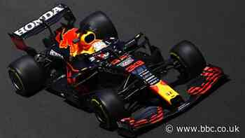 Max Verstappen fastest in Azerbaijan Grand Prix first practice