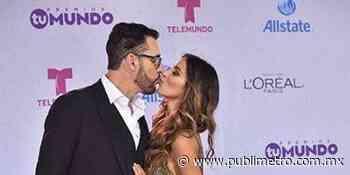 Miguel Varoni y Catherine Siachoque celebraron 25 años juntos con emotivo mensaje - Publimetro México