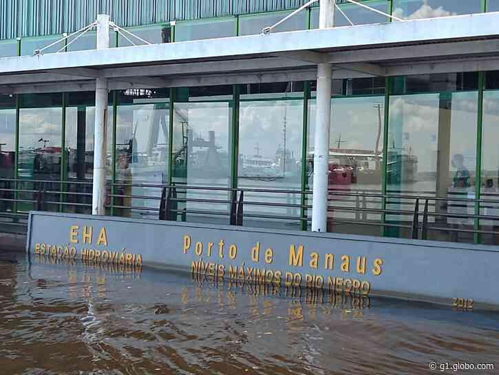 Cheia recorde: Rio Negro atinge 30 metros e ultrapassa em 3 cm a maior enchente em 119 anos - G1