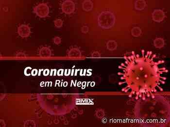 Rio Negro informa terceira morte por covid-19 nesta quinta-feira - Riomafra Mix