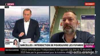 Sarcelles : Une note interne interdisant les courses-poursuites sauf en cas de «crime de sang» déclenche la colère des policiers de la ville - Actu Orange
