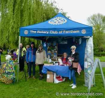 Festival launch for 'Plastic Free Farnham' campaign | News - Bordon Herald