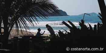 Cantor sertanejo lança clipe com romance real em praia paradisíaca de Ubatuba (SP) | Assista; - Jornal Costa Norte
