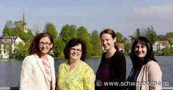 Volkshochschule Bad Waldsee öffnet wieder   schwäbische - Schwäbische