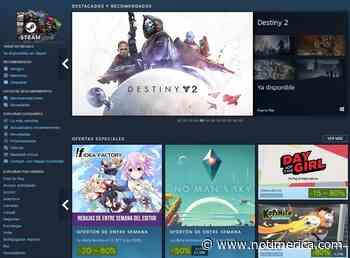 Portaltic.-Steam introduce los lotes colaborativos para que los desarrolladores agrupen varios juegos en paquetes - www.notimerica.com