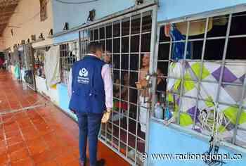 Denuncian entrega de alimentos en descomposición en cárcel de Barrancabermeja - http://www.radionacional.co/