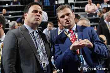Rangers dump European scouting director Nick Bobrov - Flipboard