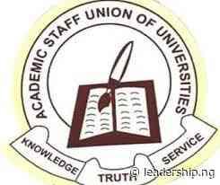 Abia Redeems N10m Pledge To ASUU - Leadership Newspaper