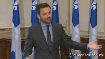 Bonaventure MNA Sylvain Roy exits party Cubacois - The Queens County Citizen