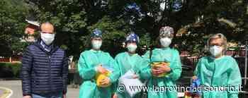 I test salivari in classe La seconda tornata alla scuola di Chiavenna - La Provincia di Sondrio