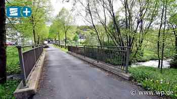 Wilnsdorf: Furten statt Brücken über die Weiß - Westfalenpost