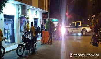 Un policía sufrió atentado cuando veía el partido de la Selección Colombia - Caracol Radio