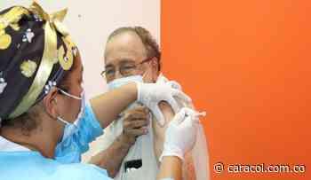 Montería llegó a más de 100 mil dosis de vacunas aplicadas - Caracol Radio