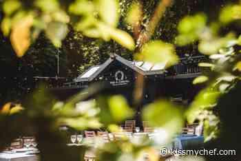 Le Fer à Cheval by Monkey au Parc de Saint-Cloud - Kiss My Chef - Kiss My Chef