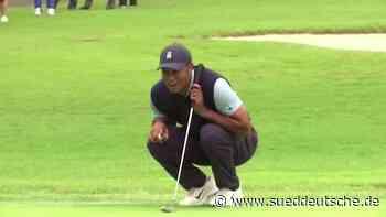 Tiger Woods kämpft mit Folgen seines Autounfalls - Süddeutsche Zeitung