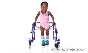 Una pequeña malagueña de 4 años con atrofia muscular espinal podrá desplazarse gracias a la donación de un andador - Córdoba Buenas Noticias