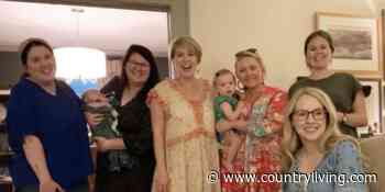 'Home Town' Fans are Loving Erin Napier's Genius Baby Shower Theme - Country Living