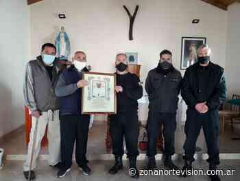 El Papa Francisco bendijo la capilla de la cárcel de Saavedra - Zona Norte Visión