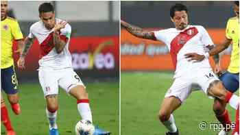 Los 'killers' advertidos: Paolo Guerrero y Gianluca Lapadula en capilla para el Perú vs. Ecuador - RPP Noticias