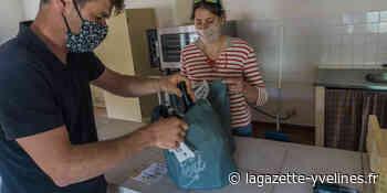 Gaillon-sur-Montcient - Une distribution de produits locaux qui mise sur le zéro déchet | La Gazette en Yvelines - La Gazette en Yvelines