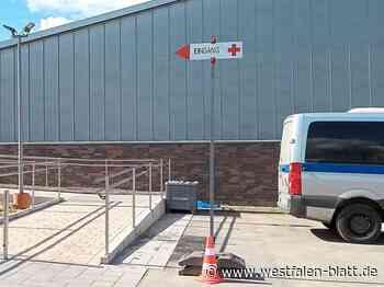 72-Jährige aus Porta Westfalica stirbt am Donnerstag in Hille nach Zweitimpfung: Todesfall im Impfzentrum - Westfalen-Blatt