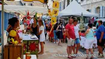 À Montivilliers, près du Havre, le marché d'été, de retour, étend son périmètre et ses horaires - Paris-Normandie