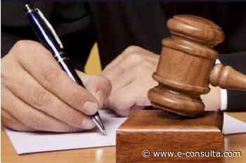 Magistrado se ampara tras detención de Guillén Almaguer 20:56 - e-consulta