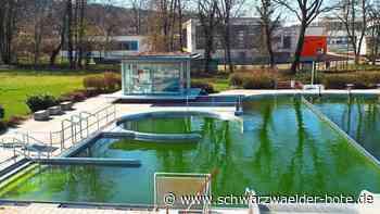 Geislingen - Es bleibt bei Öffnung im Juli - Schwarzwälder Bote