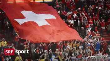 Im Sportcast «Ufwärmrundi» - Die Eishockey-WM mit Bowling-Turnier und Teppanyaki - Schweizer Radio und Fernsehen (SRF)