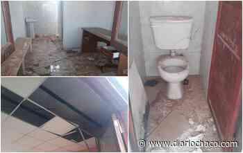 Vandalismo: destruyeron las instalaciones de un playón deportivo en San Bernardo - Diario Chaco