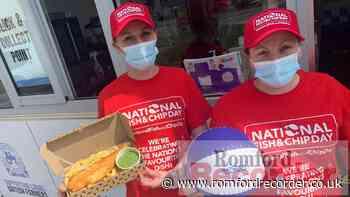 Romford Recorder readers' favourite Havering chip shops - Romford Recorder