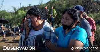 Encontrado morto um dos sete mineiros desaparecidos no norte do México - Observador