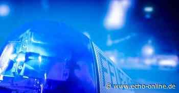 Bahnstrecke zwischen Bischofsheim und Mainz gesperrt - Echo Online