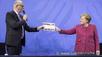 Vor Ende ihrer Amtszeit: Erste Würdigungen für Angela Merkel - Süddeutsche Zeitung - SZ.de