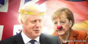 Boris Johnson vs. Angela Merkel: Warum Briten jetzt wirtschaftlich davonziehen - FOCUS Online