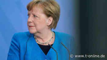 Bundestagswahl 2021: Angela Merkel will im Wahlkampf nur zweimal auftreten - t-online