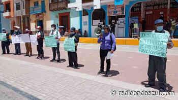 Pobladores de San Antonio de Putina también apoyarán paro convocado por tenientes gobernadores de Huancané y Moho - Radio Onda Azul