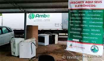 Flores da Cunha recolhe lixo eletrônico nesta sexta e sábado - Revista News